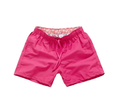 Shorts Náutico Pink Canvas
