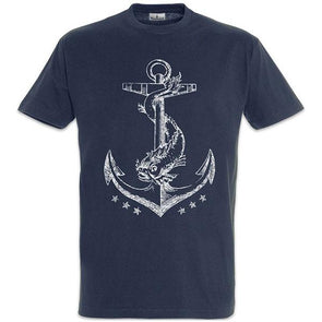 Camiseta Murky Anchor Graphic