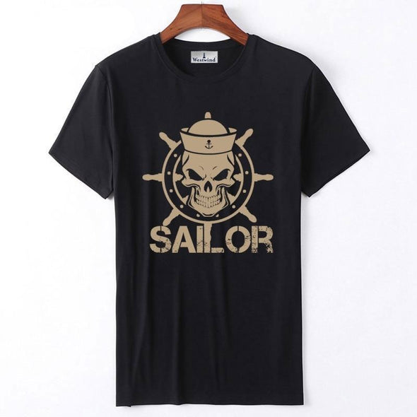 Camiseta Skull Sailor