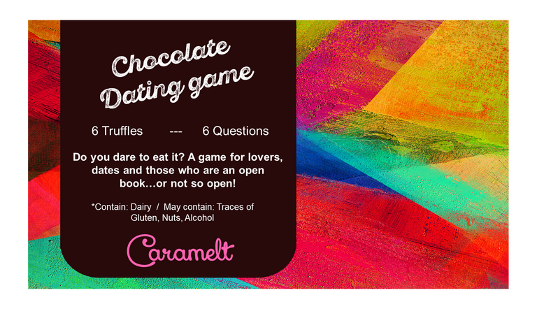 Chocolate Dating Game