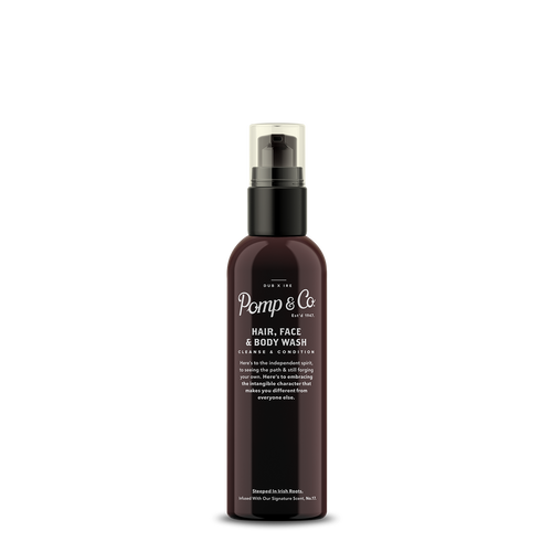 Hair, Face & Body Wash 100ml