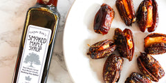 Smoked Maple Glazed Dates aka