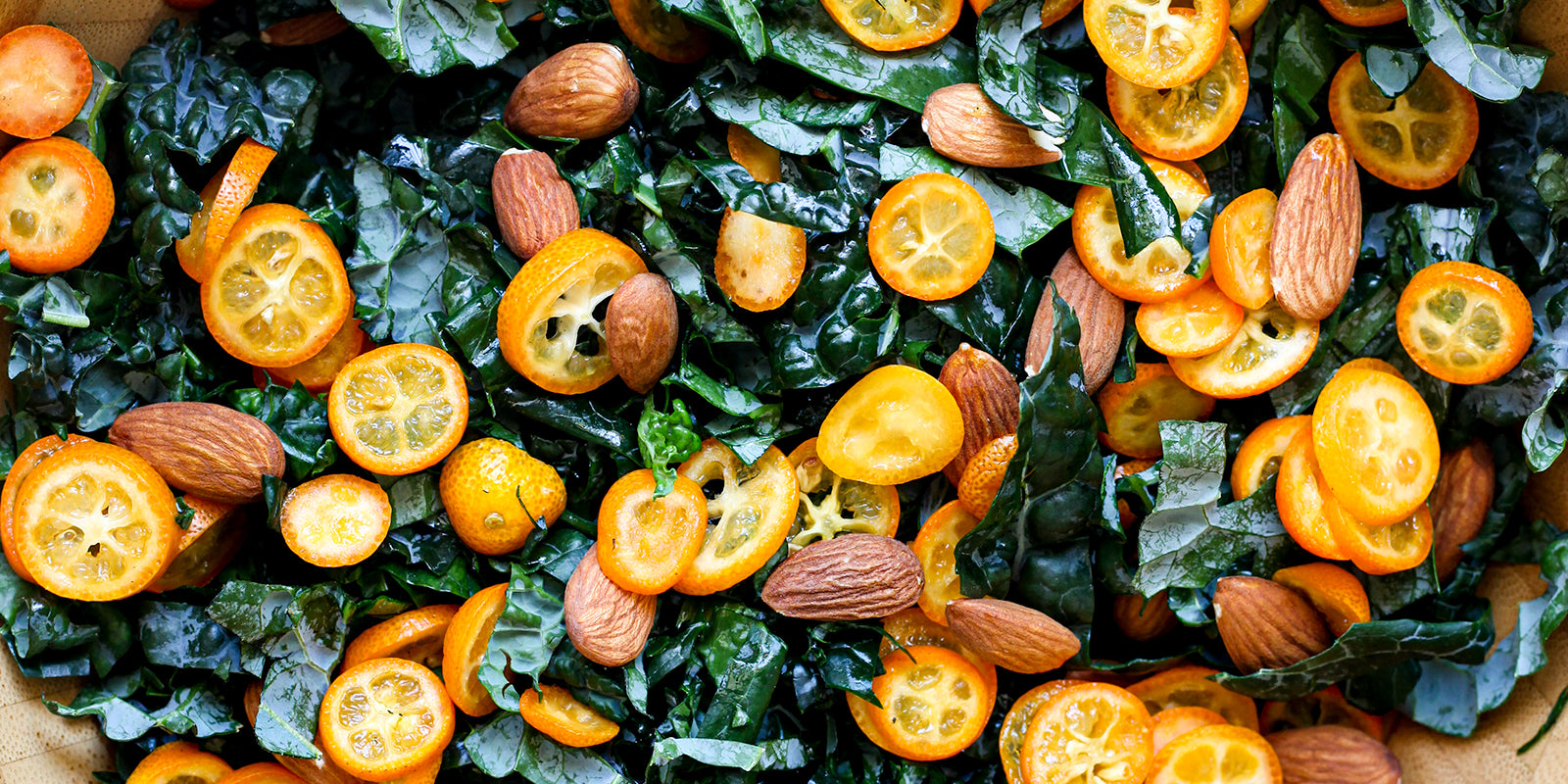 Kale and Kumquat Salad