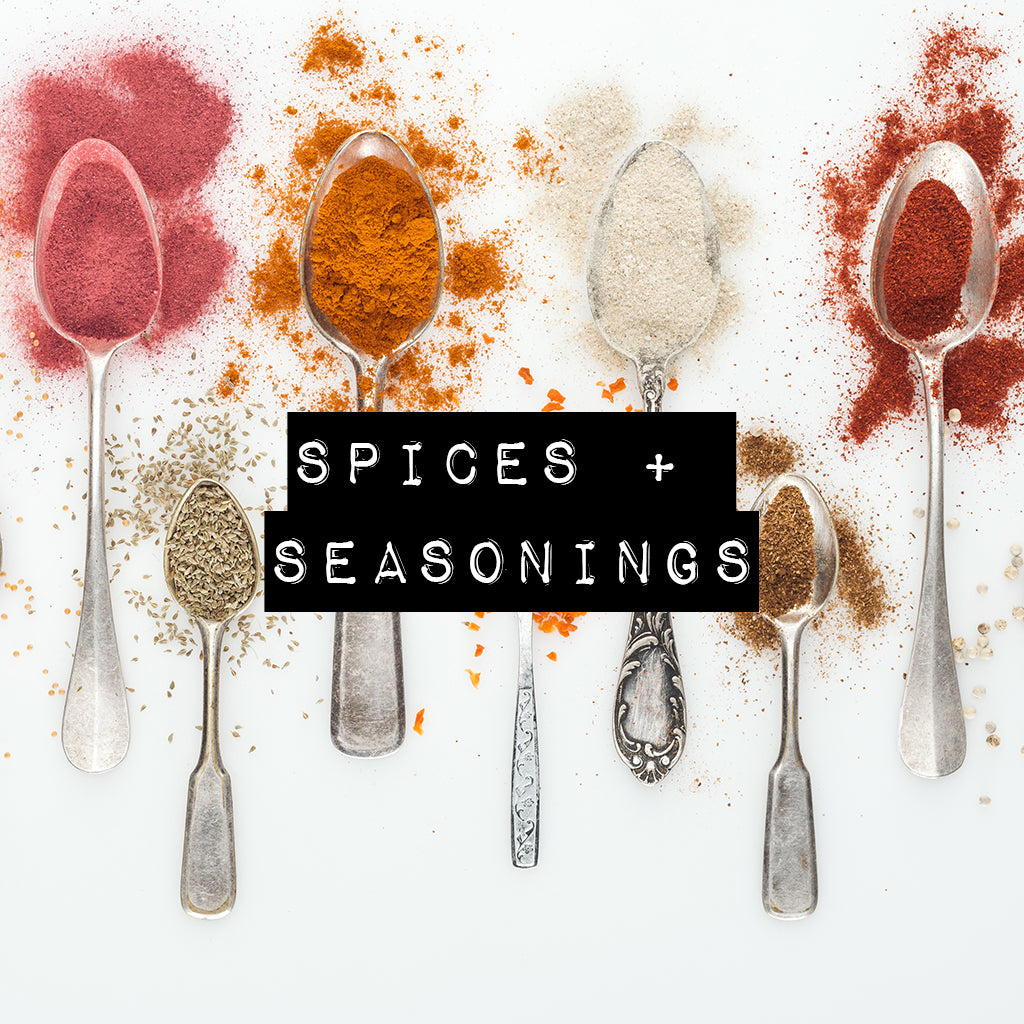 Spices + Seasonings