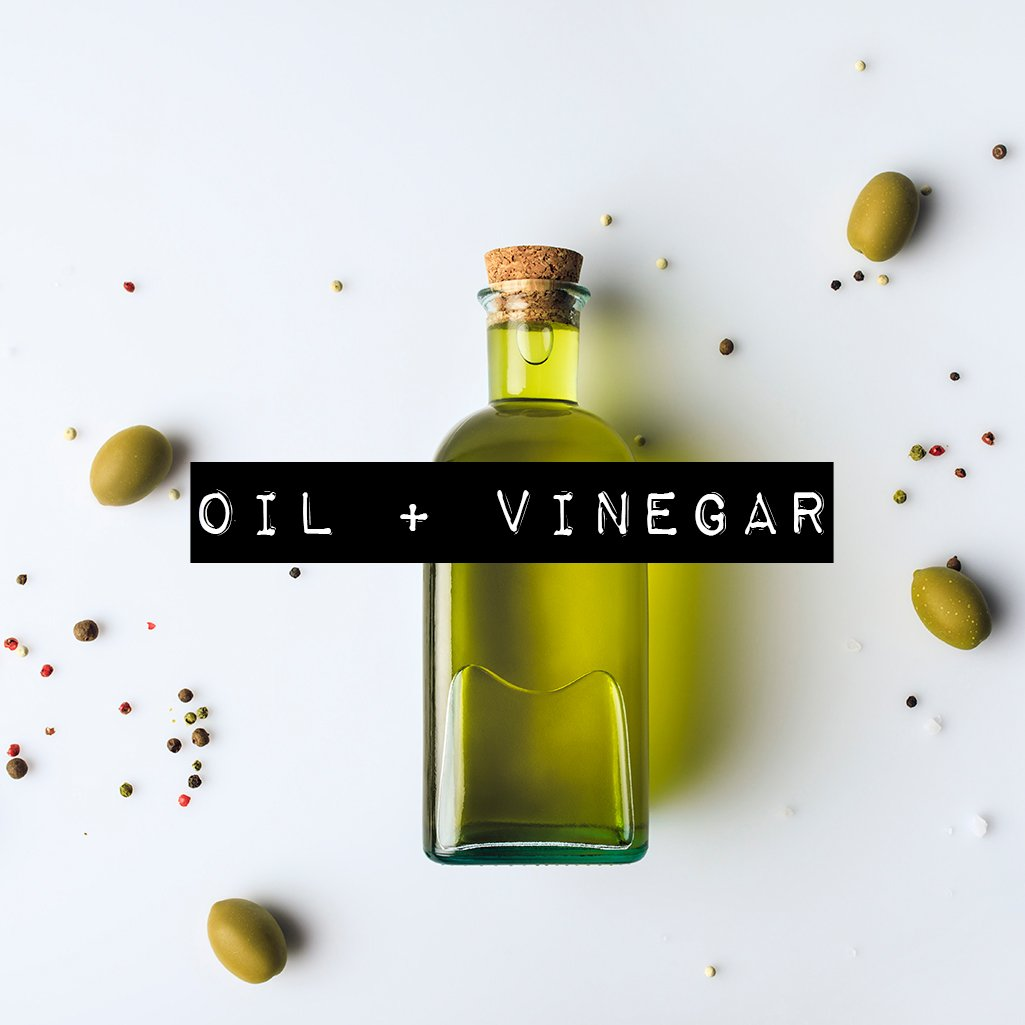 Oils + Vinegars