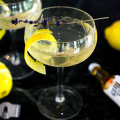 Girl Meets Dirt Lavender French 75