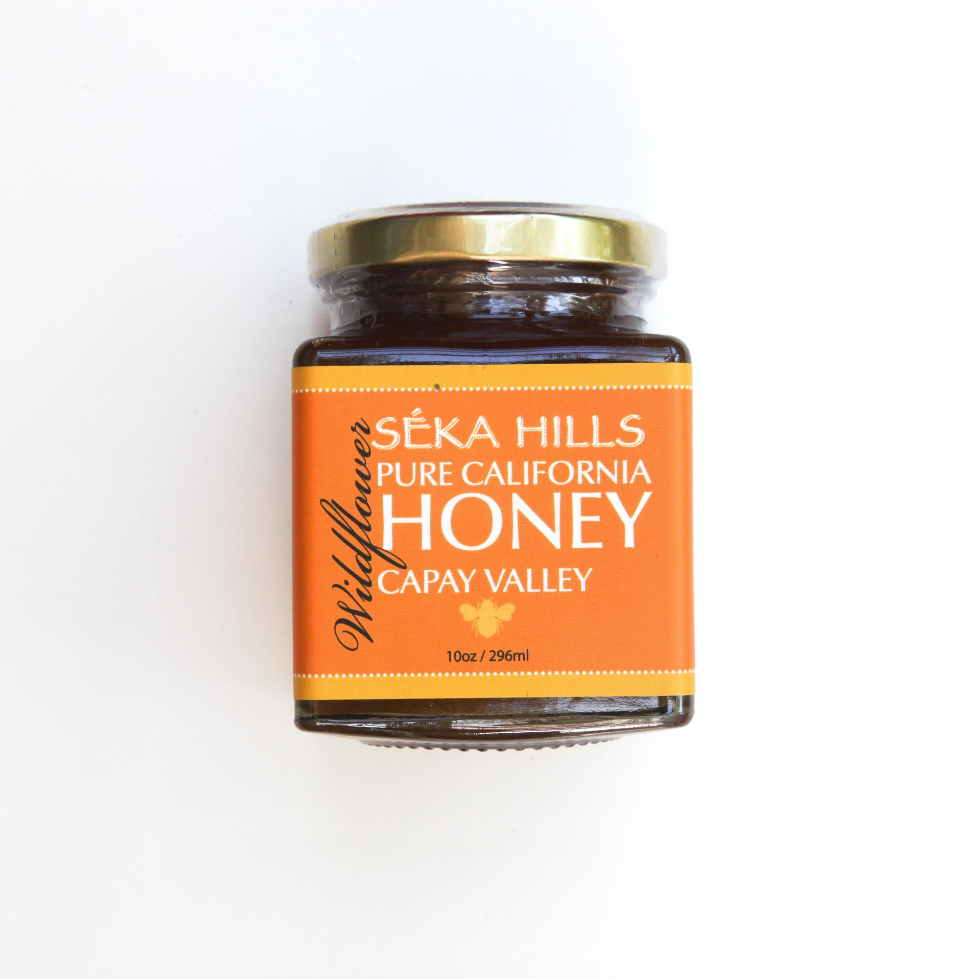 California Wildflower Honey - The Foodocracy