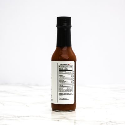 Smoked Jalapeño Hot Sauce - The Foodocracy