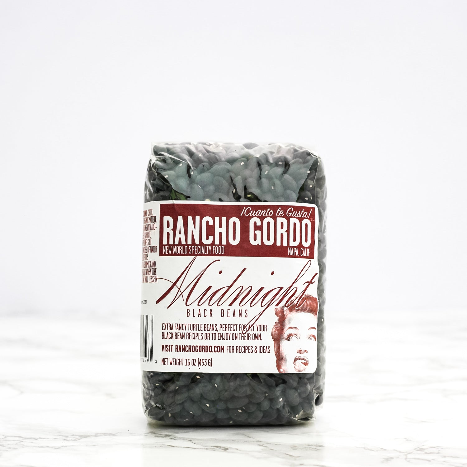 Rancho Gordo - Midnight Black Beans - The Foodocracy
