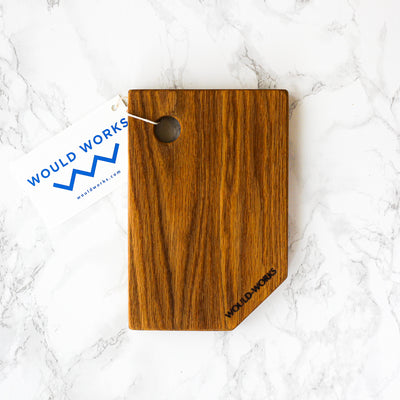 Would Works Grab and Go Board - The Foodocracy