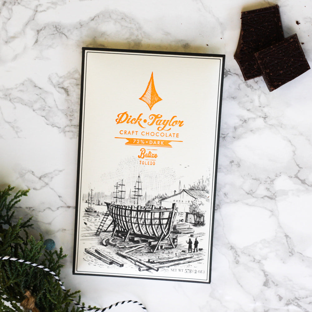 Dick Taylor Craft Chocolate - Belize - The Foodocracy