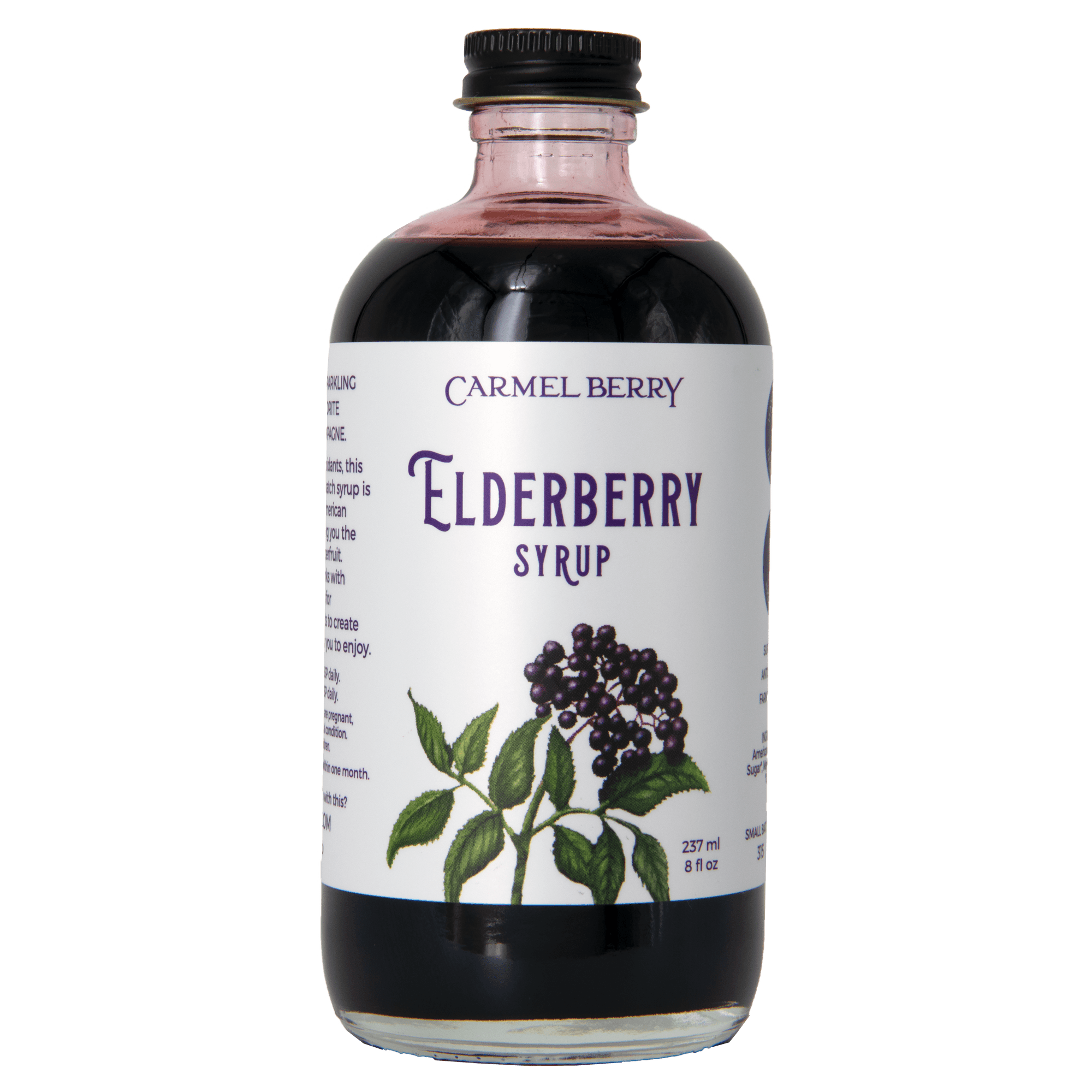 Elderberry Syrup - The Foodocracy