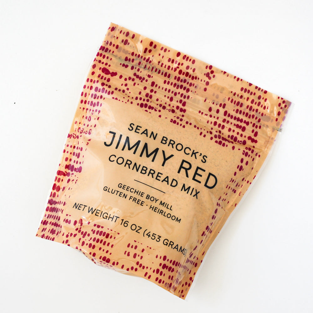 Sean Brock's Jimmy Red Cornbread Mix - The Foodocracy