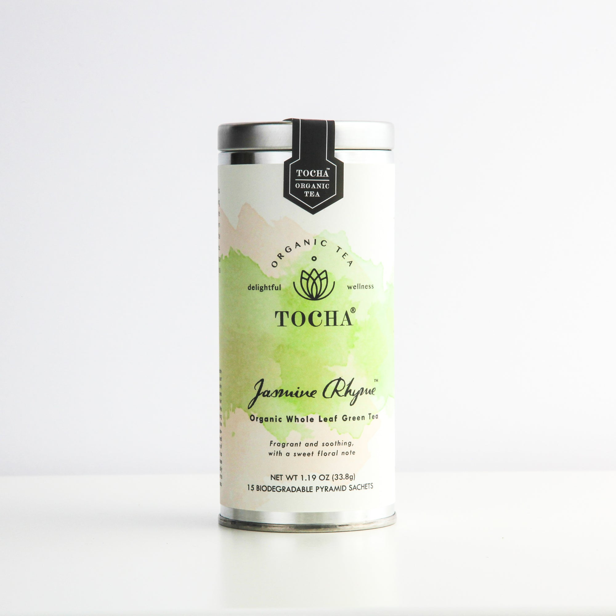 Jasmine Rhyme Organic Green Tea - The Foodocracy