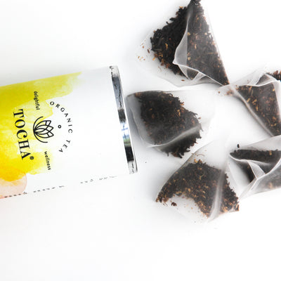 Serenity Lullaby Organic Herbal Tea - The Foodocracy