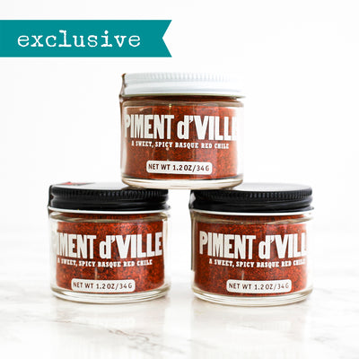 Piment d'Ville 3 Pack - Save 15% - The Foodocracy