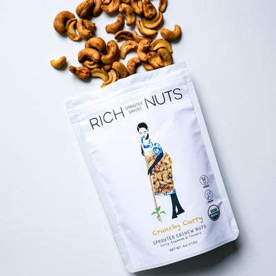 Rich Nuts Spouted Gourmet Nuts - The Foodocracy