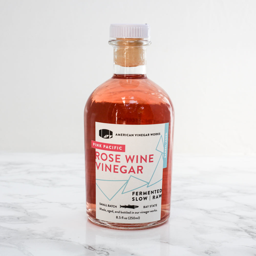Rosé Vinegar - The Foodocracy