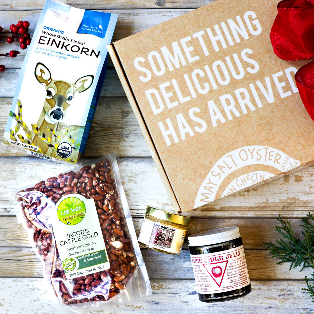 Slow Food Gift Box - The Foodocracy