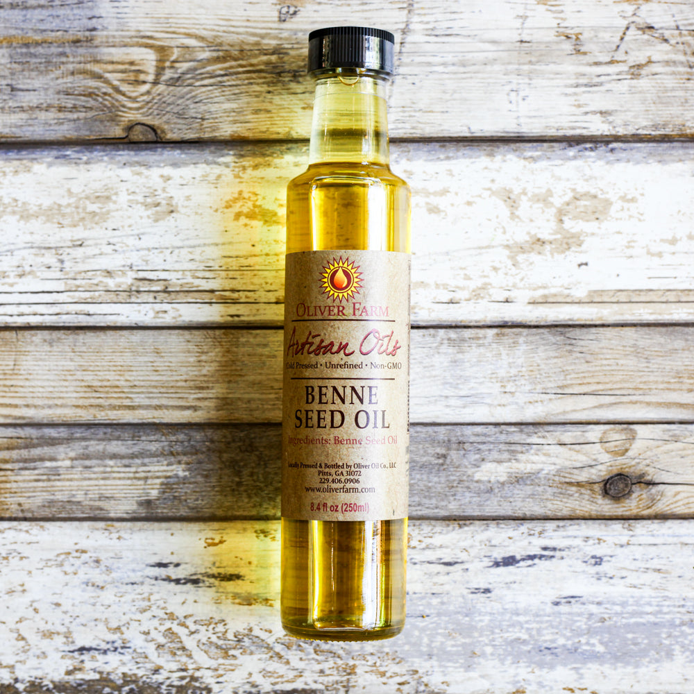 Cold Pressed Bene Oil 8oz. - The Foodocracy