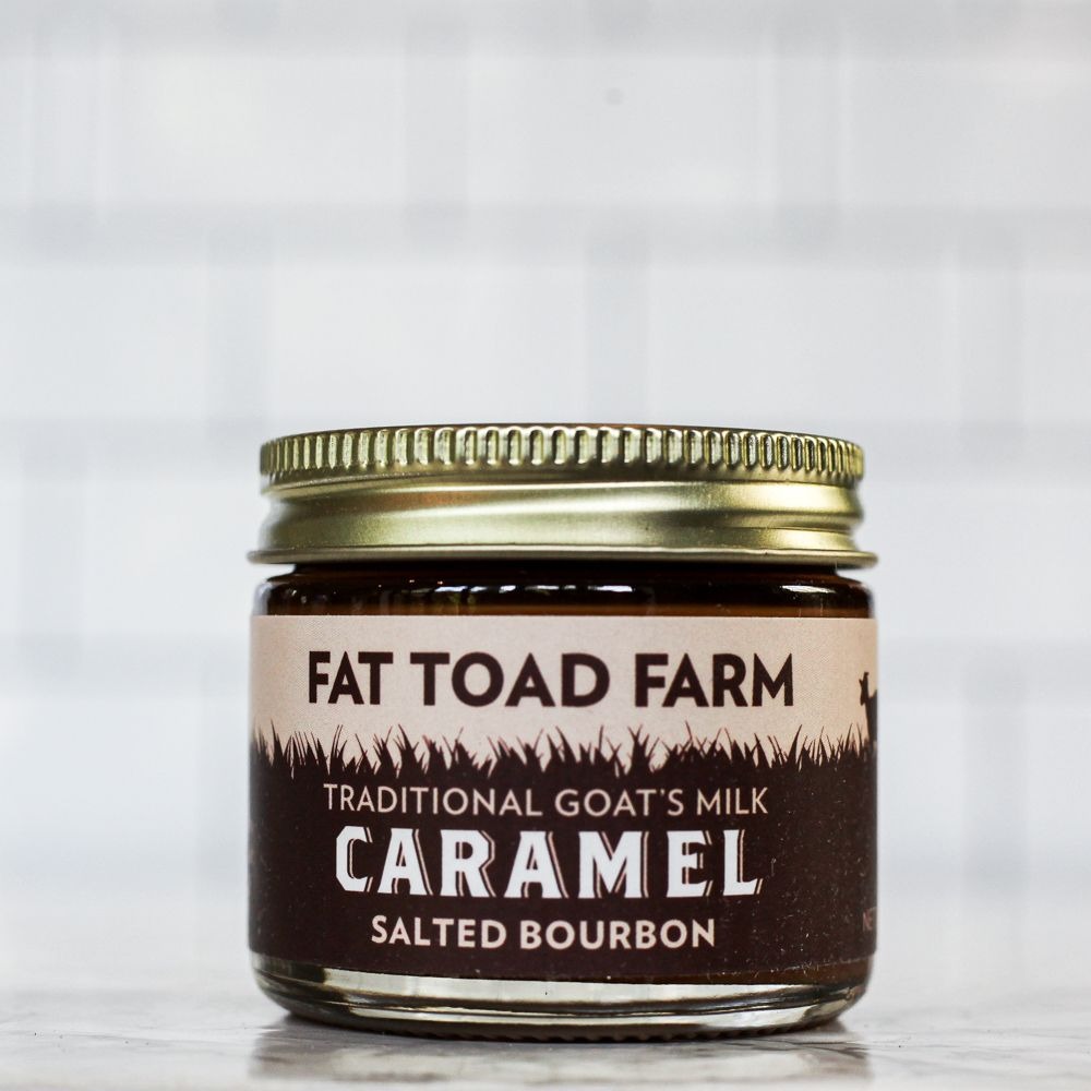 Salted Bourbon Goat's Milk Caramel - The Foodocracy