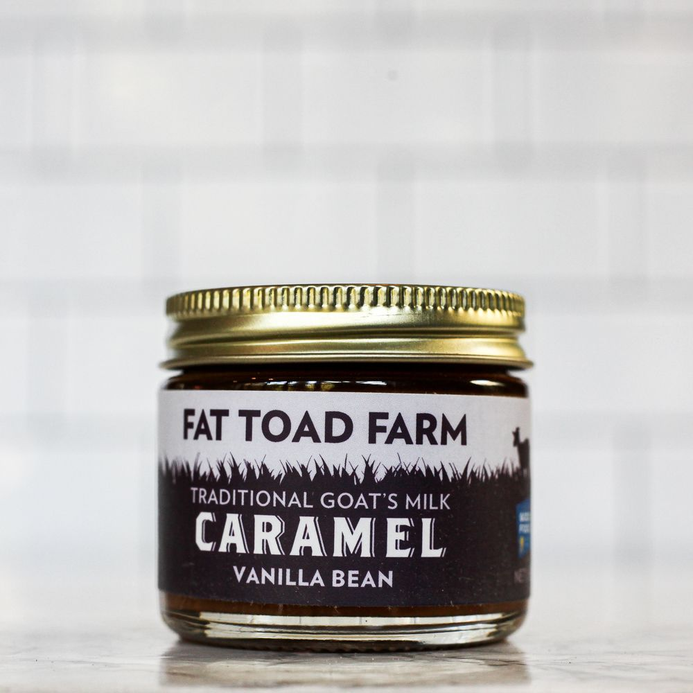 Vanilla Bean Goat's Milk Caramel - The Foodocracy