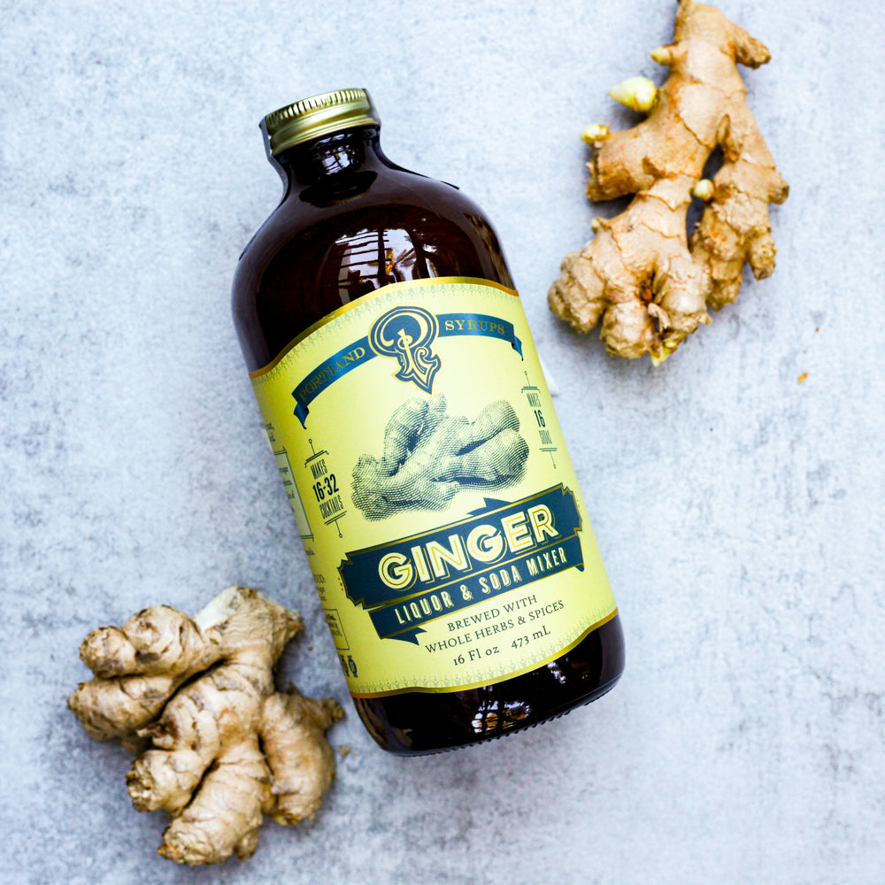 Ginger Syrup - The Foodocracy