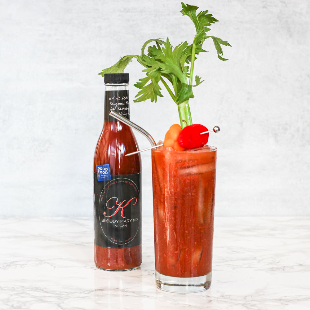 Award-Winning Bloody Mary Mix - The Foodocracy
