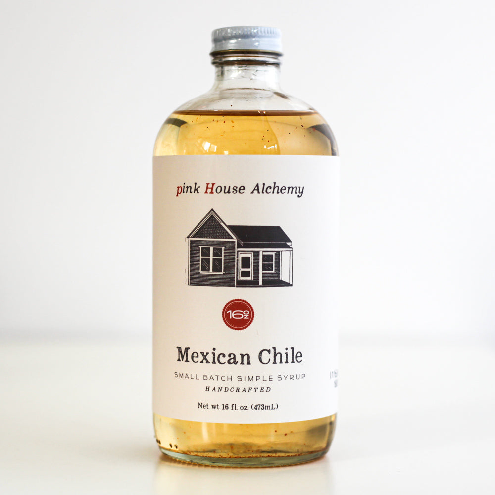 Mexican Chili Syrup - The Foodocracy