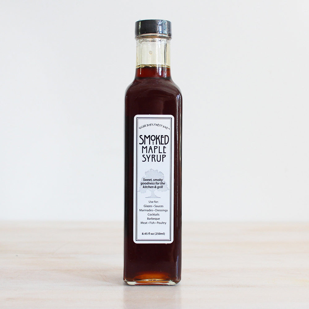 Sugar Bob's Original Smoked Maple Syrup - The Foodocracy