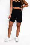 "5"" Cycle Ultraluxe Shorts High Waisted"