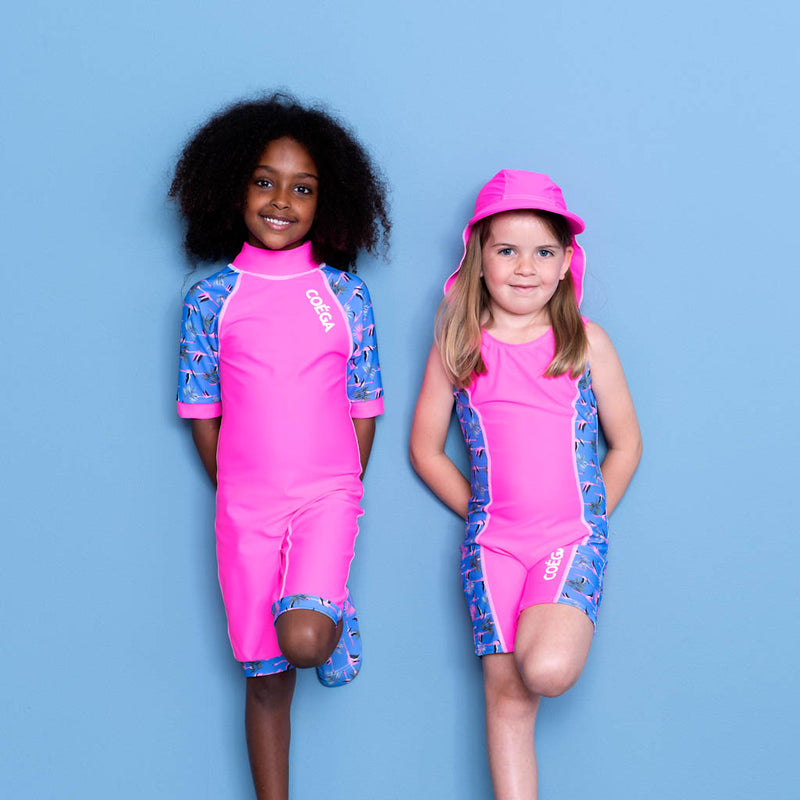 Kids Girls Swimwear