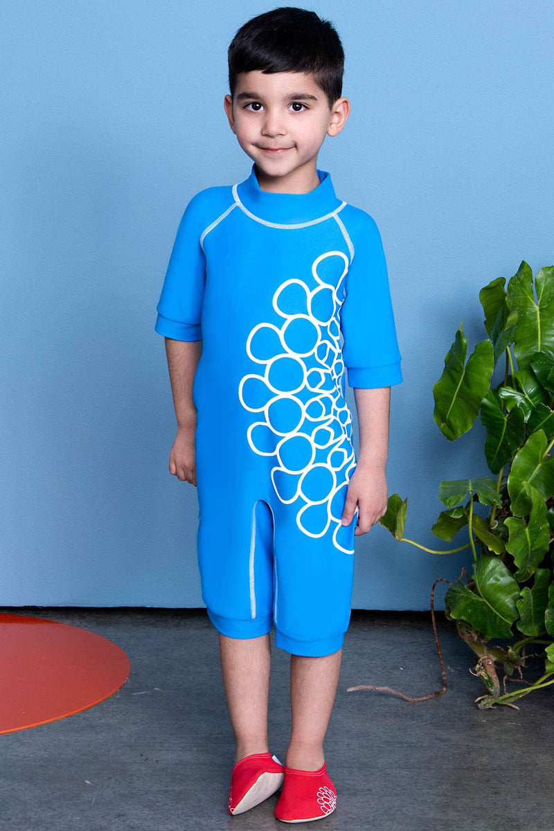 Expo 2020 Dubai Boys Kids/Youth Swim Suit - One Piece