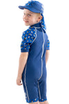 Expo 2020 Dubai Iconic Boys Kids Swim Suit - One Piece