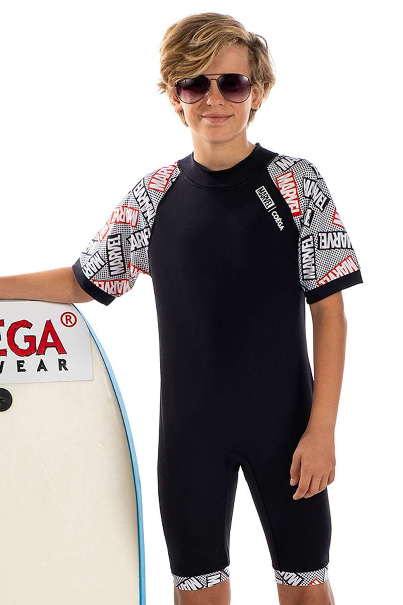 COEGA Marvel Boys Youth Swim Suit - One Piece