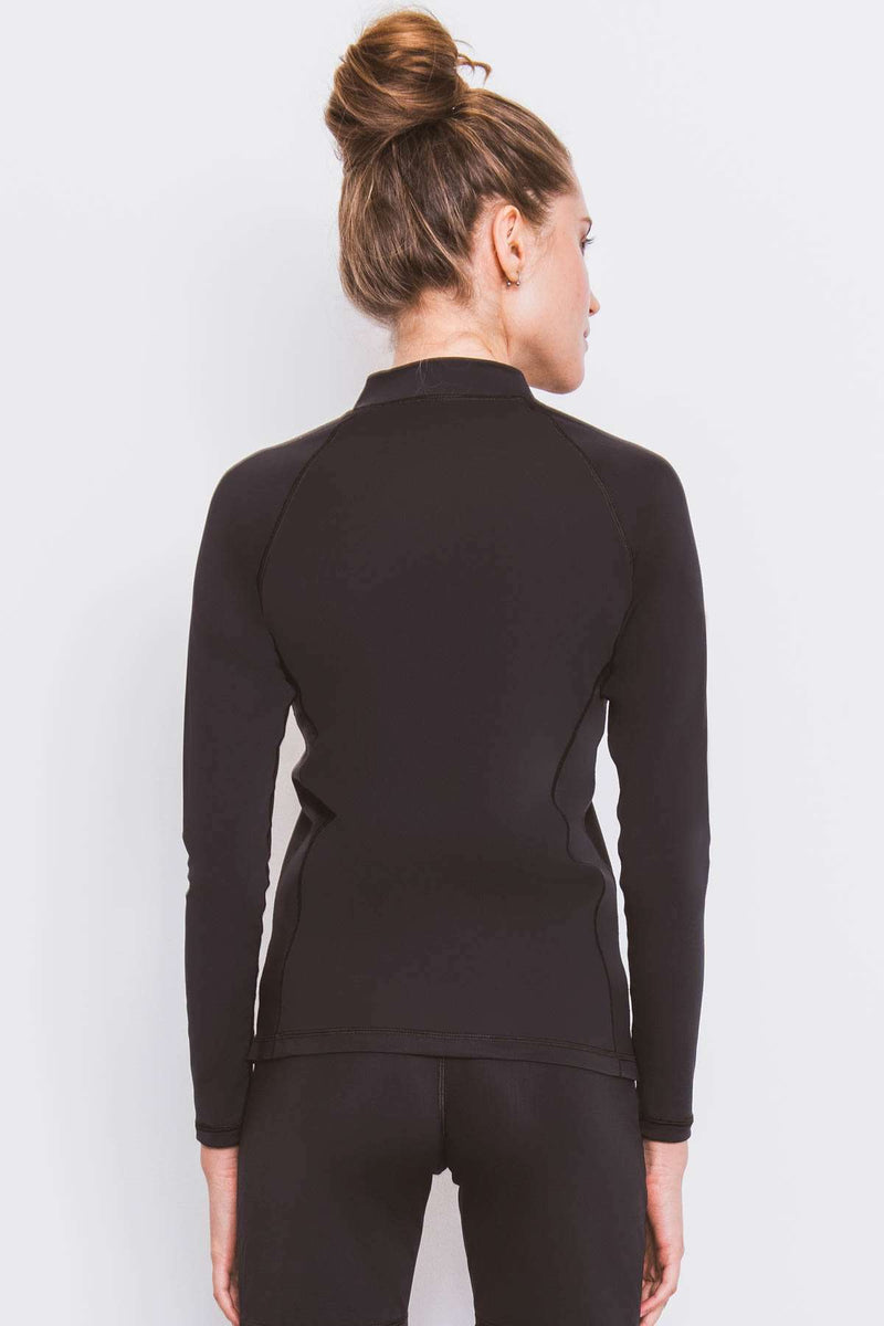 COEGA Ladies Rashguard - Long Sleeve