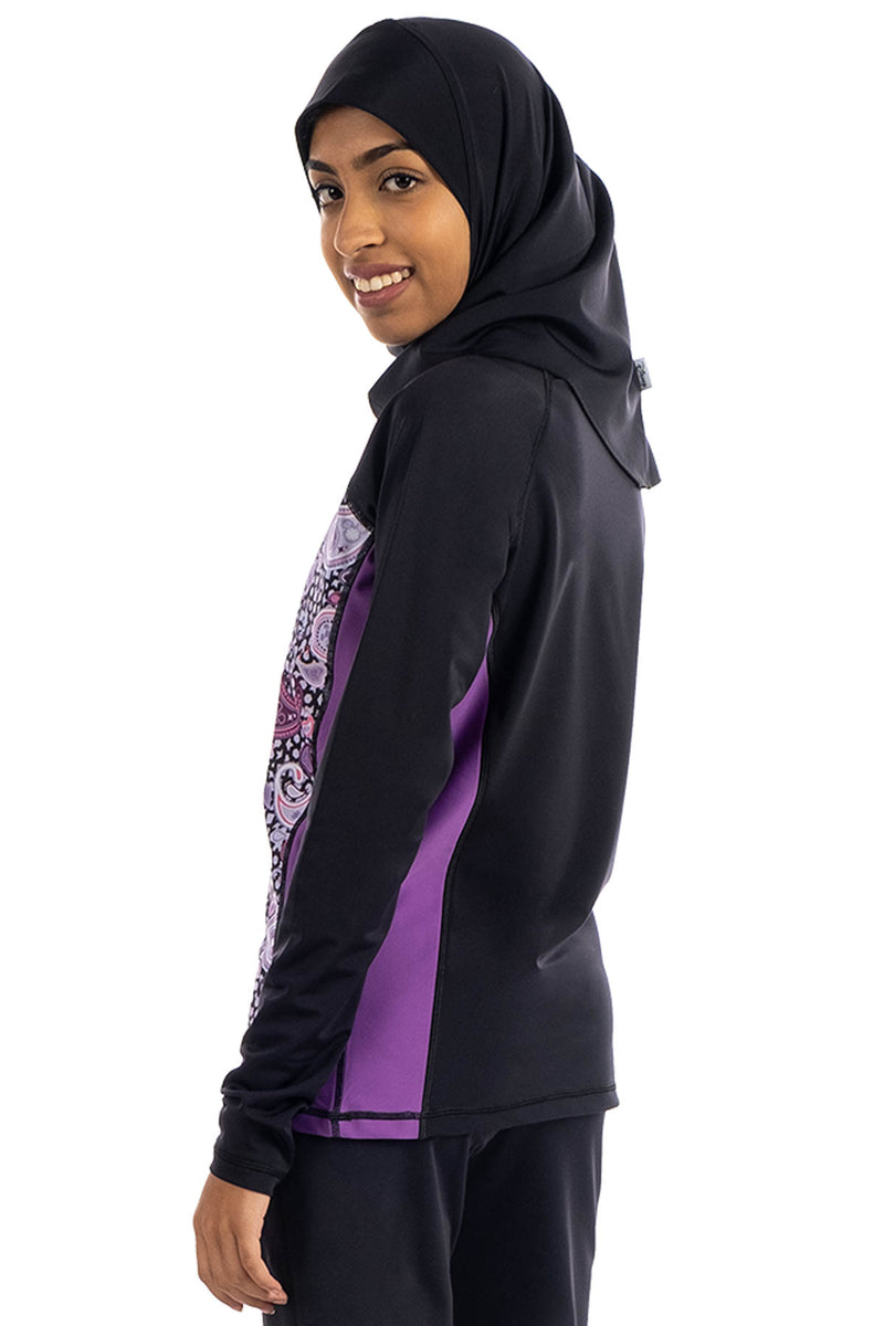COEGA Disney Ladies Rashguard - Long Sleeve