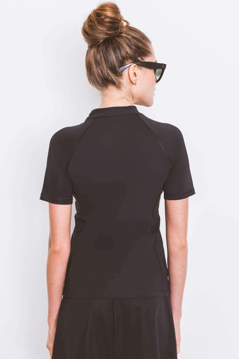 COEGA Ladies Rashguard - Short Sleeve