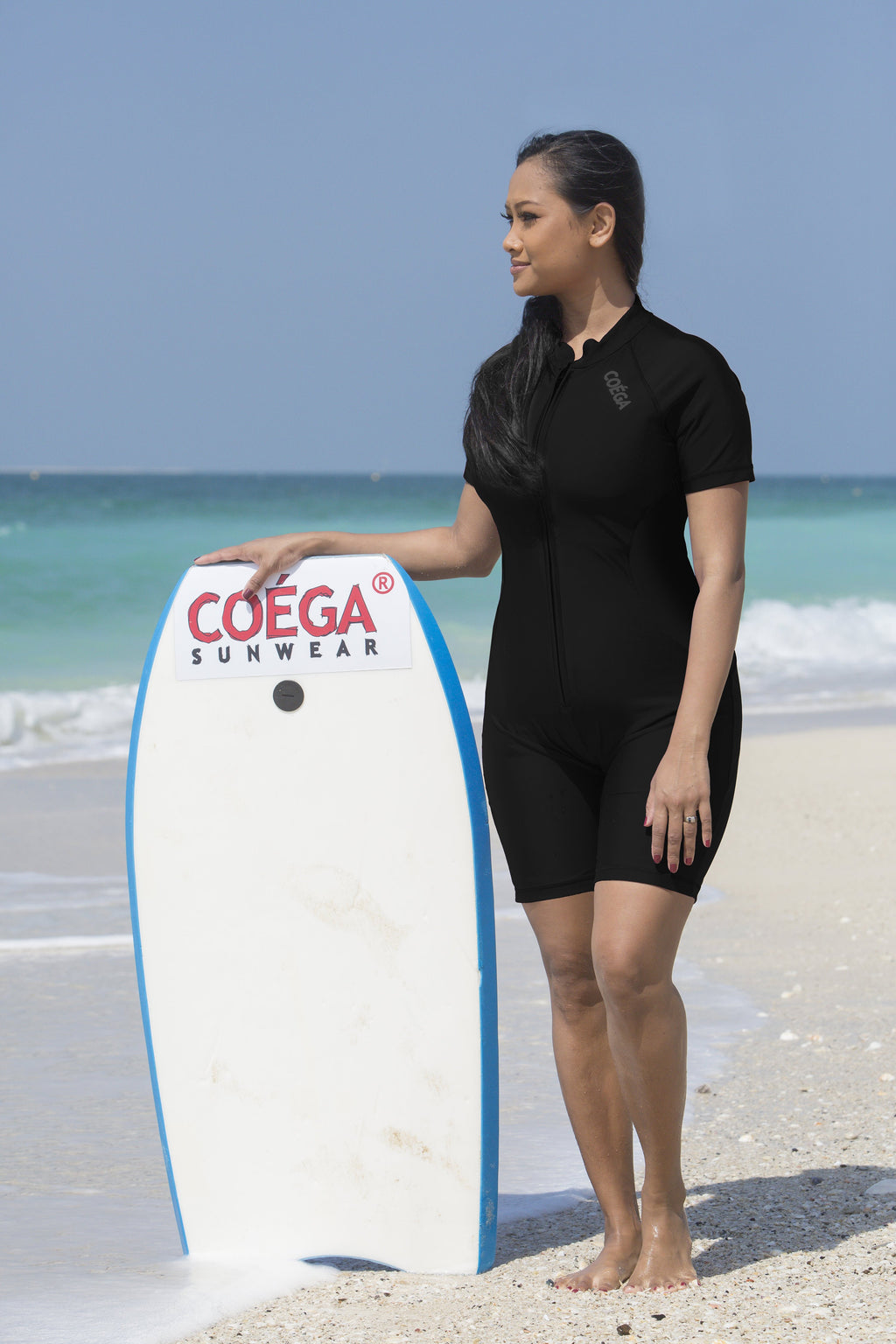 COEGA Ladies SlimKini - Short Sleeve