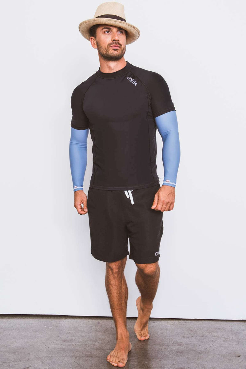 COEGA Mens Rashguard - Short Sleeve