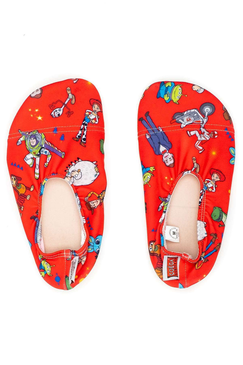 Coega Disney Youth Pool & Beach Shoes Blue Toy Story / M Ultra Light Footwear