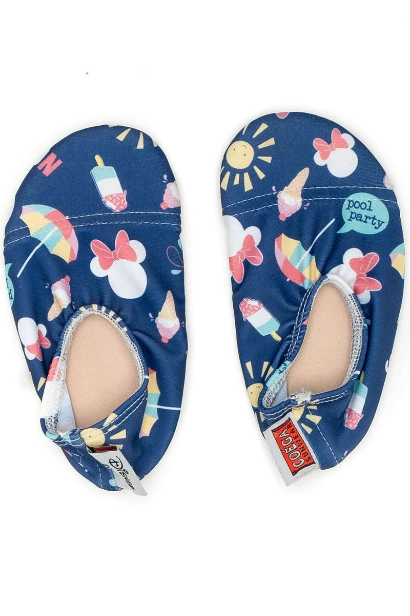 Coega Disney Children Pool & Beach Shoes Turquoise Minnie / Xs Ultra Light Footwear