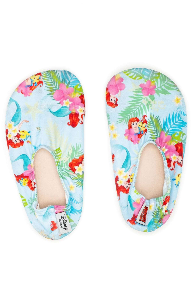 Coega Disney Youth Pool & Beach Shoes Pink Little Mermaid / M Ultra Light Shoes