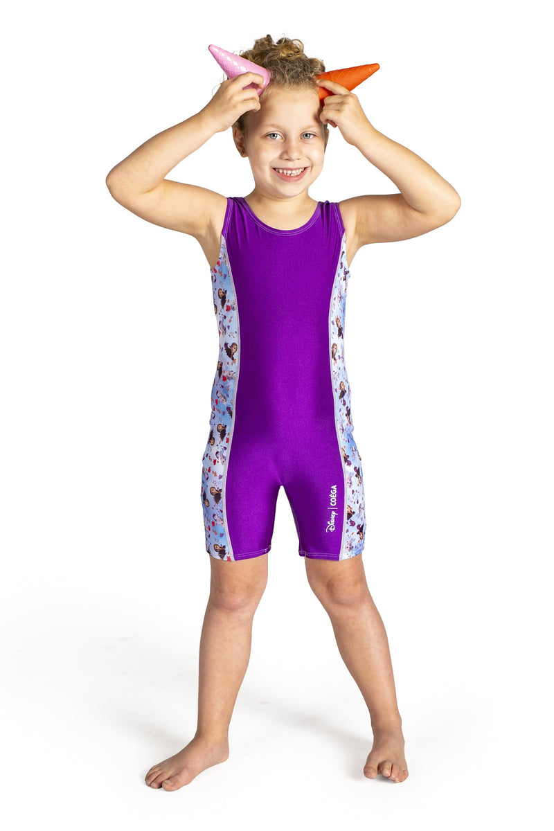 COEGA Disney Girls Kids Swim Shortie