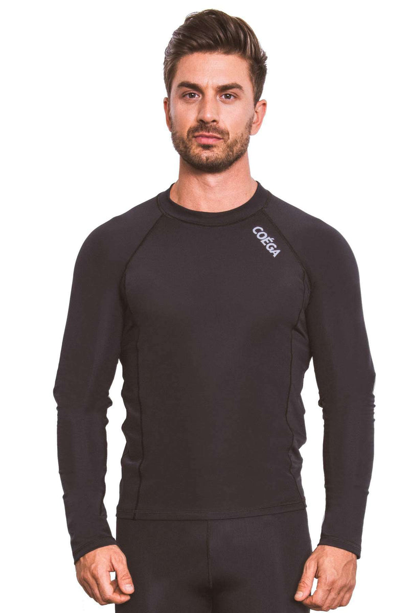 COEGA Mens Rashguard - Long Sleeve