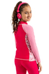 COEGA Marvel Girls Youth Rashguard - Long Sleeve