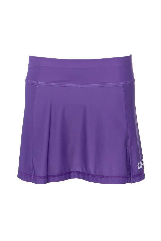 Coega Ladies Swim Skirt Violet Snake / 6 Sun Protective Swimwear