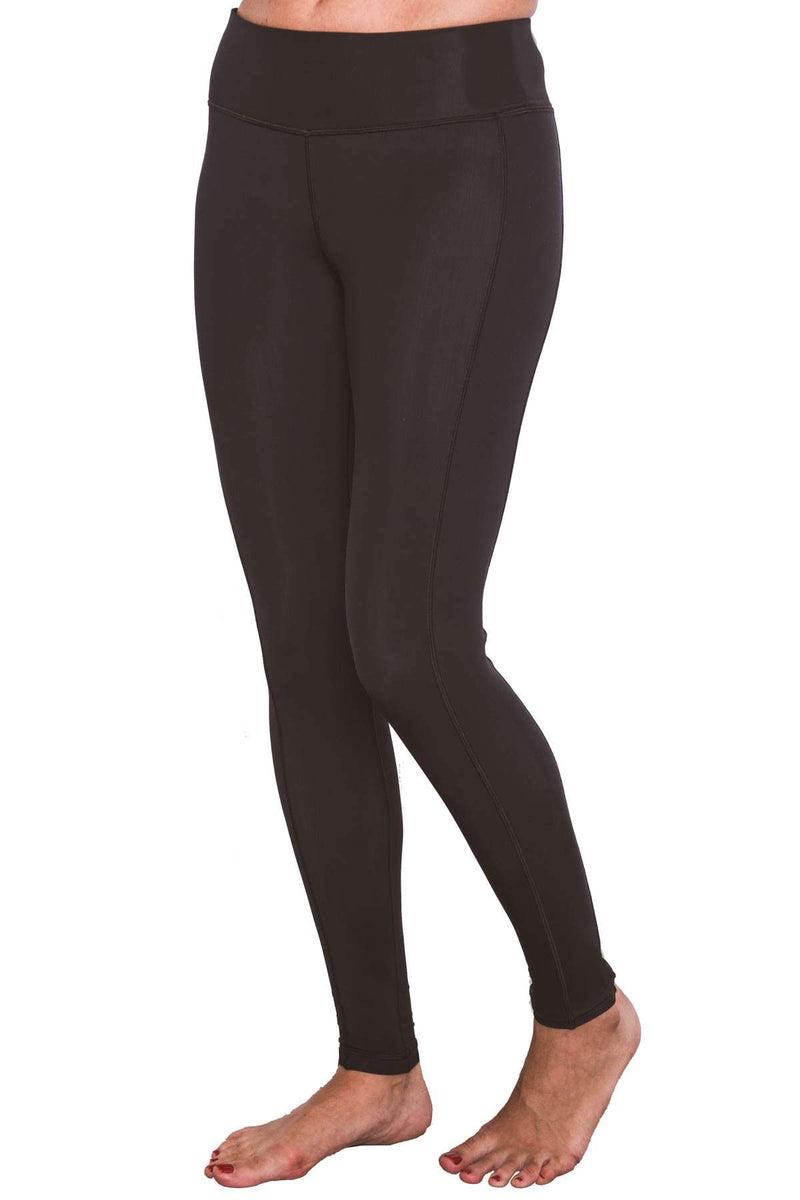 COEGA Ladies Swim Tights - Full Length (Size 6; Black Color)