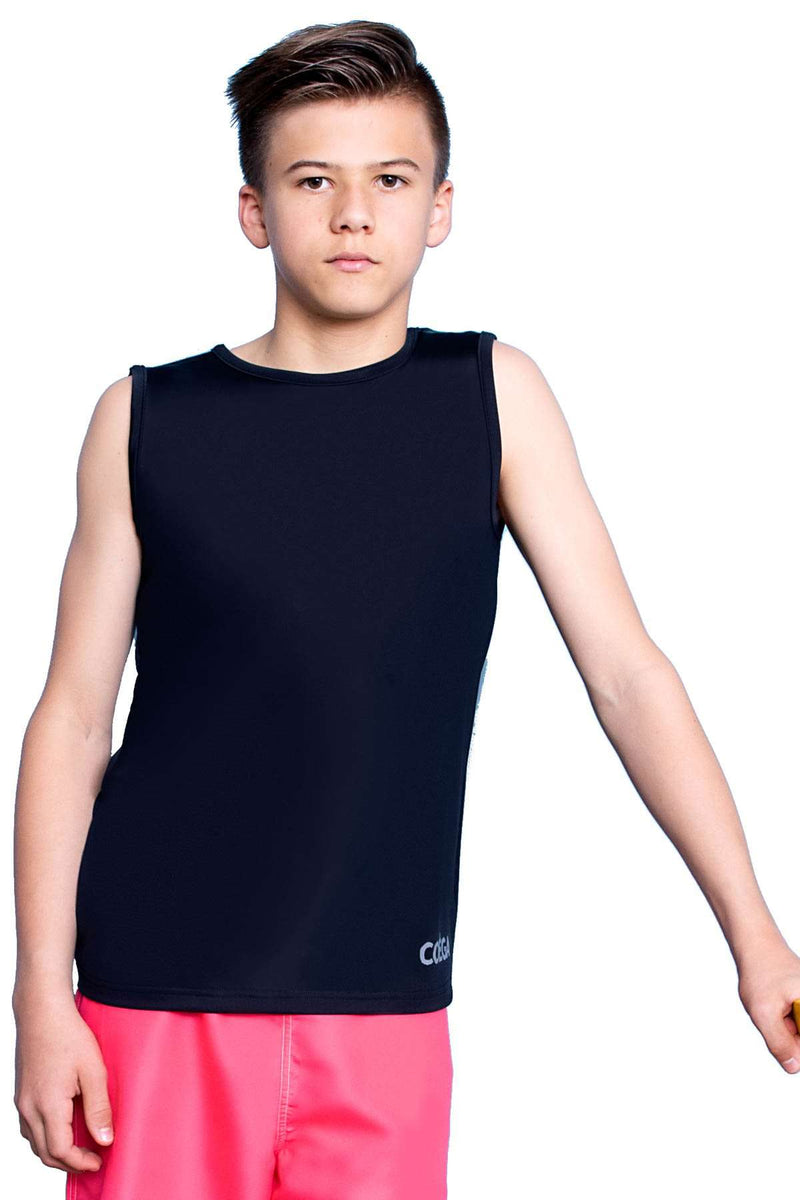 COEGA Boys Youth Rashguard - Sleeveless