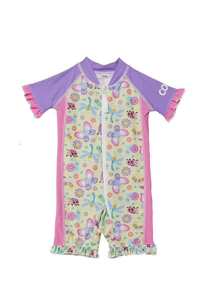 COEGA Baby Girls Suit - One Piece